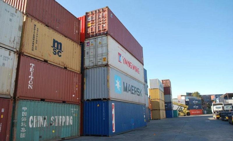 CONTAINER STORAGE & Trojan Transport u0026 Bond | Warehouse | Storage | Unpack