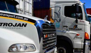 Trojan trucks